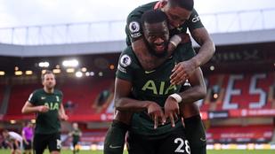 Nem okozott gondot a Tottenhamnek a sereghajtó legyőzése