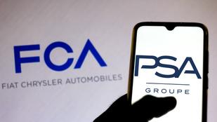 Egyesült a Fiat Chrysler és a PSA