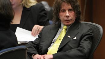 Meghalt a Beatles producere, a gyilkosságért elítélt Phil Spector