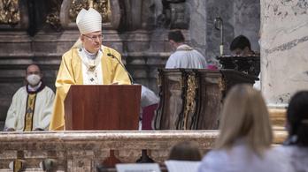 Erdő Péter: A krisztuskövetők egymás iránti szeretete jel a világ számára