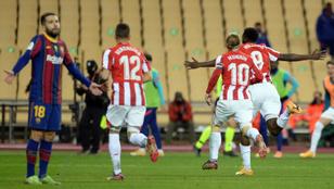 Legyőzte a Barcát, az Athletic Bilbao nyerte a spanyol Szuperkupát