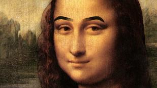 Feltűnt már, hogy Mona Lisának nincsen szemöldöke?