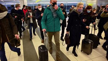 Navalnij szabadon bocsátását követelik világszerte a demokratikus államok vezetői