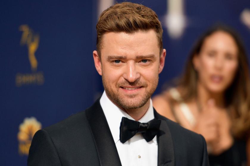 Justin Timberlake már 6 hónapja kétszeres apuka: kisfia cuki nevet kapott