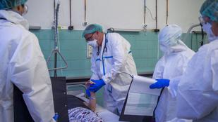 Egy 42 éves férfi a koronavírus legfiatalabb áldozata