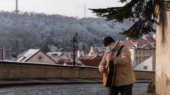 Javul a járványhelyzet Csehországban