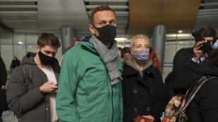 Nem engednek ügyvédet Navalnijhoz