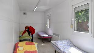 Fülöp Attila: Van elég hely a hajléktalanszállókon
