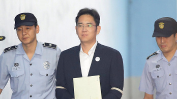 Ismét bebörtönzik a Samsung örökösét