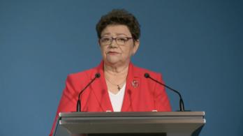 Müller Cecília: Holnapra elfogy a vakcina, de jön új szállítmány