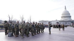 Átvilágítják az elnöki beiktatást biztosító huszonötezer embert