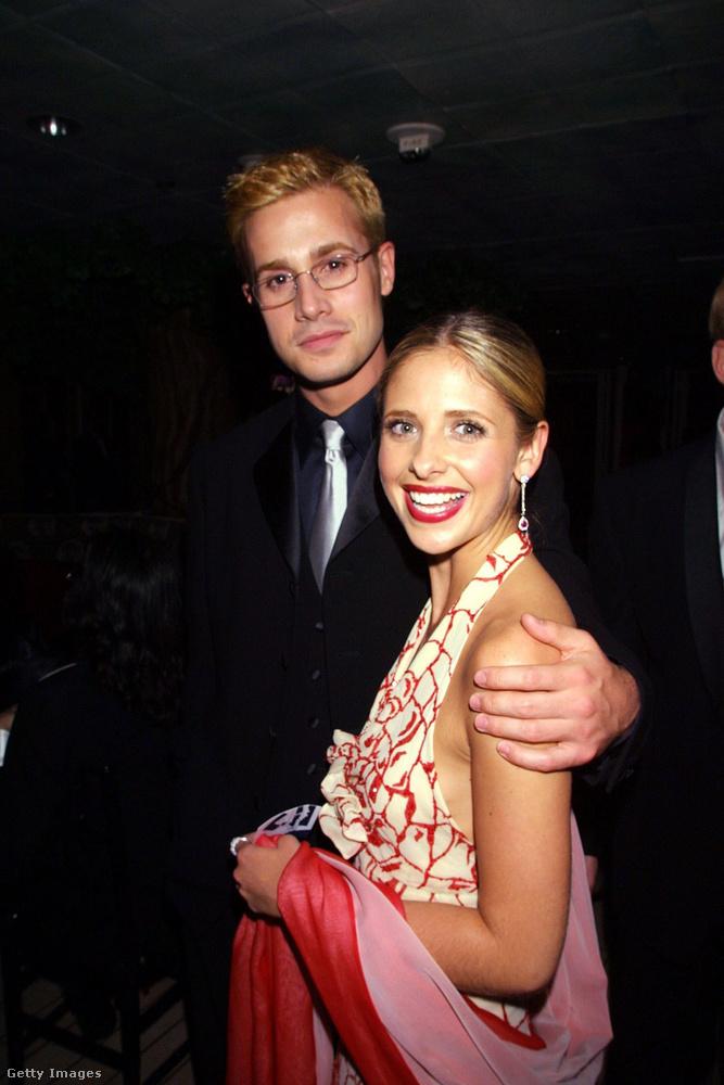 Akik viszont azóta is kitartanak: Sarah Michelle Gellar és Freddie Prinze Jr