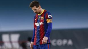 Bajban a Barca, Messit 12 meccsre is eltilthatják