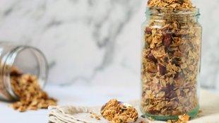 Nincs jobb a házi készítésű granolánál!