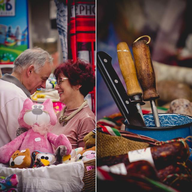 Magyar piac mindennapjait örökítette meg a fotós: négy évig figyelte az embereket