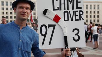 Elvették Fehéroroszországtól a hoki-vb rendezésének jogát