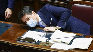 Túlvannak a koalíciós válságon az olaszok