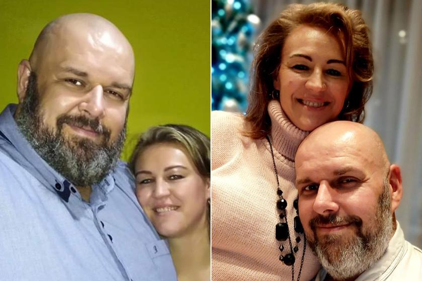 Egy év alatt hatalmas változáson ment keresztül a magyar házaspár.
