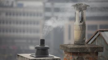 Egy helyen veszélyes, hat városban egészségtelen, nyolc településen kifogásolt a levegő minősége