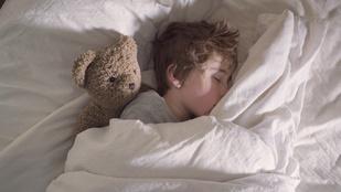 Ennyi mindent tehetsz azért, hogy a gyerek eleget pihenjen