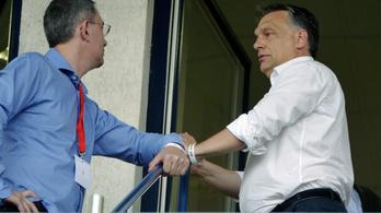 Mészáros Lőrinc és Garancsi István cége újíthatja fel 20 milliárdért a Citadellát