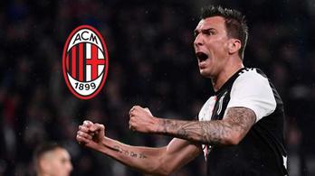 Vb-ezüstérmes csatárt igazolt az AC Milan