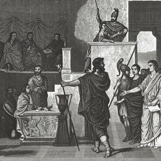 Az ókori Róma 5 legfurcsább törvénye: az apák megölhették lányuk szeretőjét, a nők nem sírhattak a temetésen