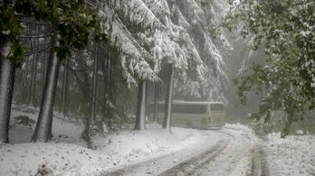 Hová tűntek a nagy havazások?