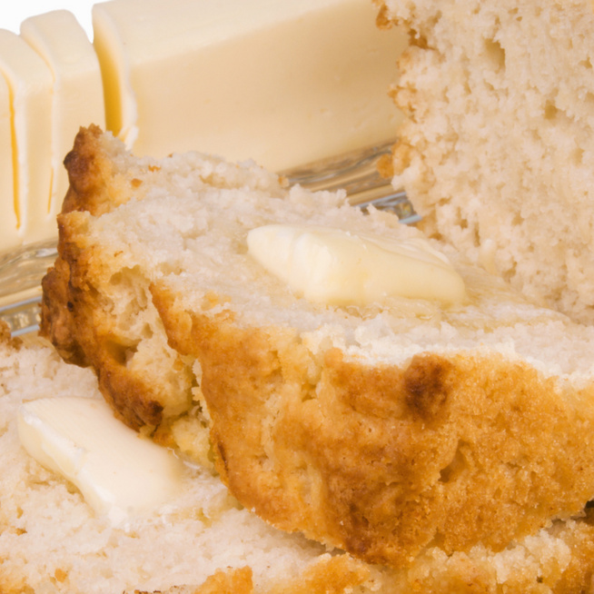 Gyors, házi kenyér sörrel a tésztájában - Nagyon puha lesz tőle