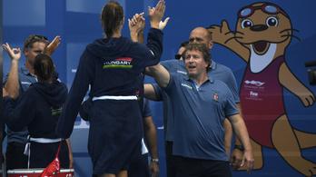 25 gólos győzelemmel kezdte a női pólóválogatott az olimpiai selejtezőt
