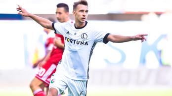 Magyar válogatott labdarúgót igazolt a Budapest Honvéd