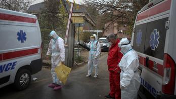 Szerbia: csökken az új fertőzöttek száma