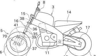 A Kawasaki megoldásával bármilyen motort át lehet építeni háromkerekűre