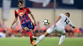 Az olasz másodosztályba igazolt a MOL Fehérvár futballistája
