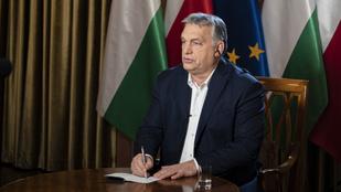 Orbán Viktor visszaigazolt