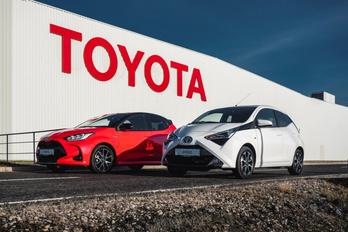 Csehországban kezdik gyártani a Toyota Yarist