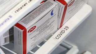 Orosz felügyelet: száz százalékos a koronavírus elleni második orosz vakcina hatékonysága