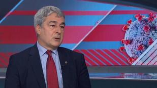 Kacskovics Imre: Ha válsághelyzet van, meg kell fontolni minden lehetőséget