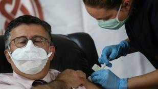 A megfertőződést is megelőzheti a Pfizer vakcinája