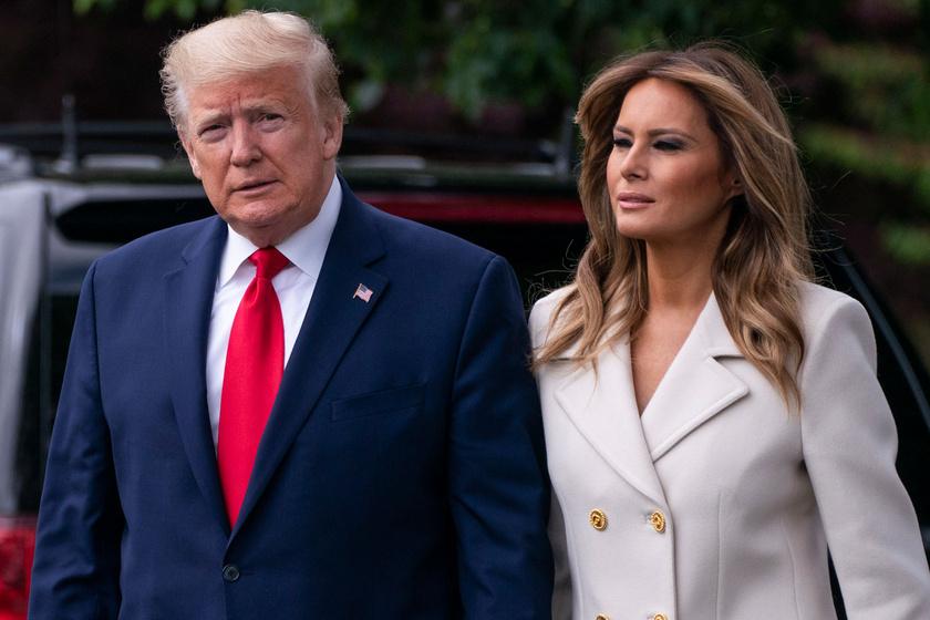 Donald és Melania Trump ebbe a fényűző otthonba költöznek át: fotók