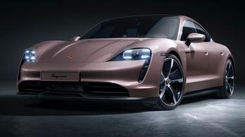 Elkészült a Porsche Taycan legegyszerűbb változata