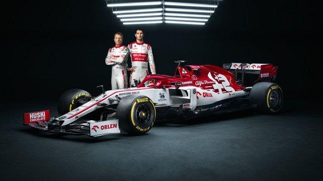 Bejelentette az Alfa Romeo, mikor jön Räikkönenék új autója
