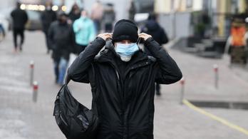 Ukrajna: csökkent az aktív betegek száma