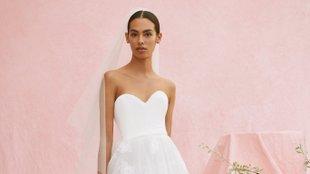 Carolina Herrera magával ragadó esküvői ruhái