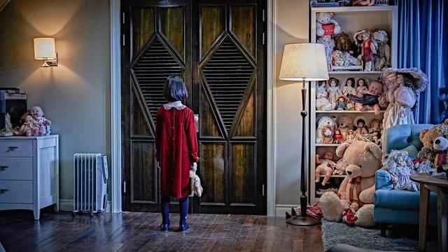 A szekrényből támad: The Closet (2020)