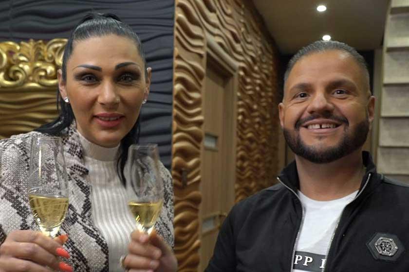 Emilio és a felesége 105 kilót fogytak együtt: Tina nagyon karcsú lett