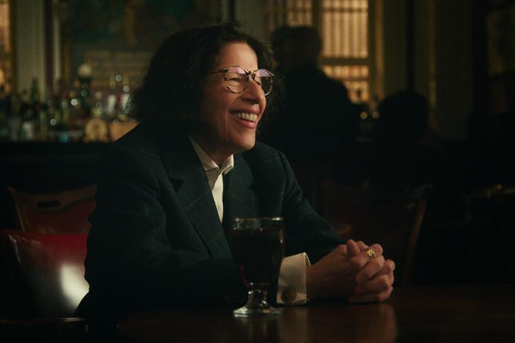 Fran Lebowitz a Pretend It's A City című Netflix sorozatban.