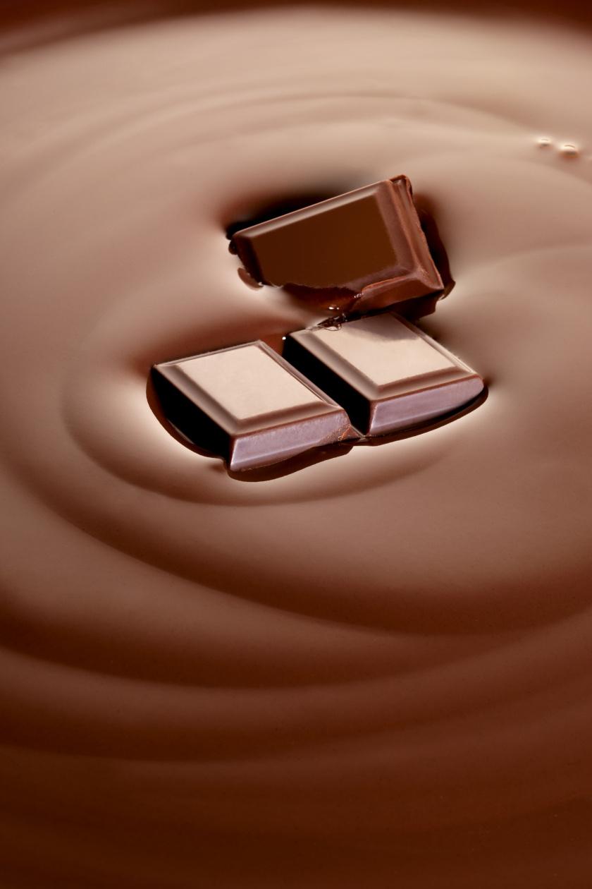 csokiolvasztás álló ok