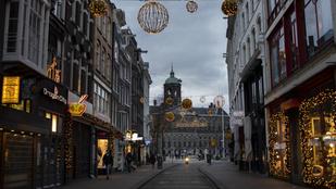 Kijárási tilalomra készül Hollandia