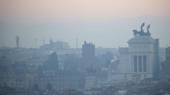 Évente hétmillió ember halálát okozza a légszennyezettség
